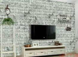Sử dụng xốp dán tường nên hay không?
