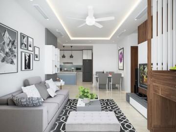 Thiết kế nội thất chung cư tại Hà Nội chuyên nghiệp hàng đầu