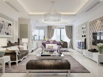Mẫu thiết kế nội thất chung cư tân cổ điển đẹp – đẳng cấp