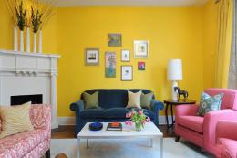 Top 5 thiết kế nội thất phòng khách thịnh hành năm 2021