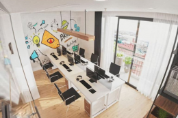 Bí kíp vàng thiết kế văn phòng 30m2 cực tiện nghi và hiện đại!
