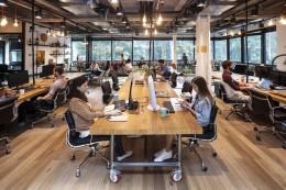 10+ xu hướng thiết kế nội thất văn phòng nổi bật nhất năm 2021