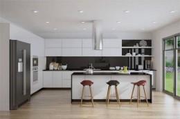Thiết kế nội thất chung cư theo phong cách tân cổ điển đẹp mê đắm