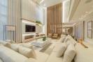 Thiết kế nội thất phòng khách chung cư làm sao cho bắt mắt ?