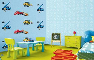 Giấy dán tường phòng trẻ em