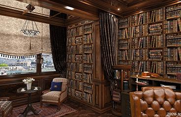 Dành cho phòng đọc sách