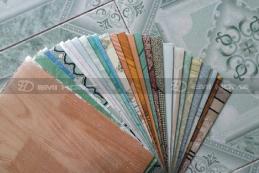 Thảm mỏng PVC