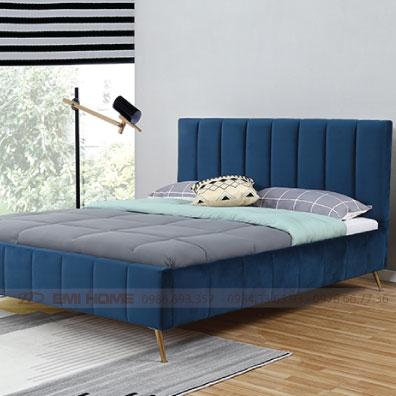 GN-11EMI giường ngủ bọc nỉ