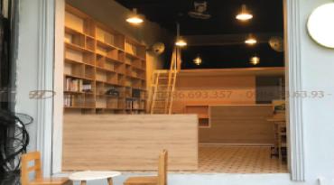 Thi công nội thất nhà hàng, Cafe